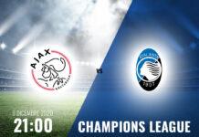 Champions League, Ajax-Atalanta: quote, pronostico e probabili formazioni