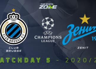 Champions League, Club Brugge-Zenit: quote, pronostico e probabili formazioni