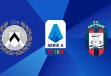 Serie A, Udinese-Crotone: quote, pronostico e probabili formazioni
