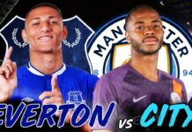 Premier League, Everton-Manchester City: quote, pronostico e probabili formazioni