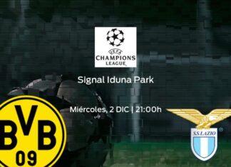 Champions League, Borussia Dortmund-Lazio: quote, pronostico e probabili formazioni