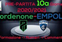 Serie B, Pordenone-Empoli: quote, pronostico e probabili formazioni