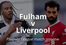 Premier League, Fulham-Liverpool: quote, pronostico e probabili formazioni
