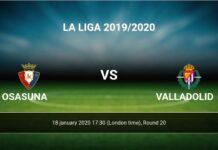 Liga, Valladolid-Osasuna: quote, pronostico e probabili formazioni