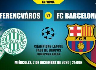 Champions League, Ferencvaros-Barcellona: quote, pronostico e probabili formazioni